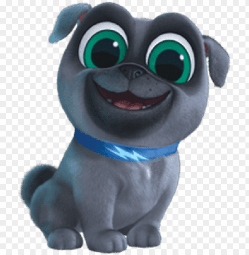 bingo puppy dog pals PNG image with transparent background.