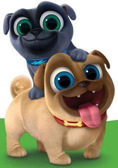 puppy dog pals clipart #5