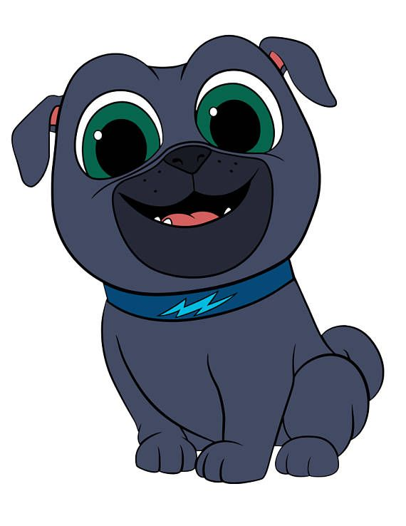 Puppy dog pals clipart 2 » Clipart Station.