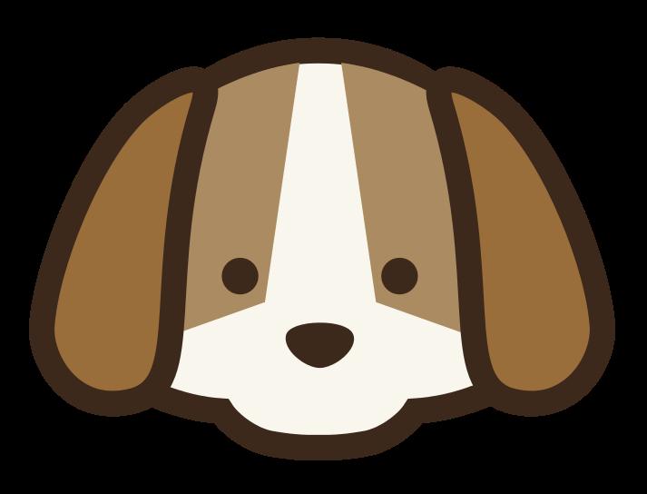 Easy Dog Clipart.