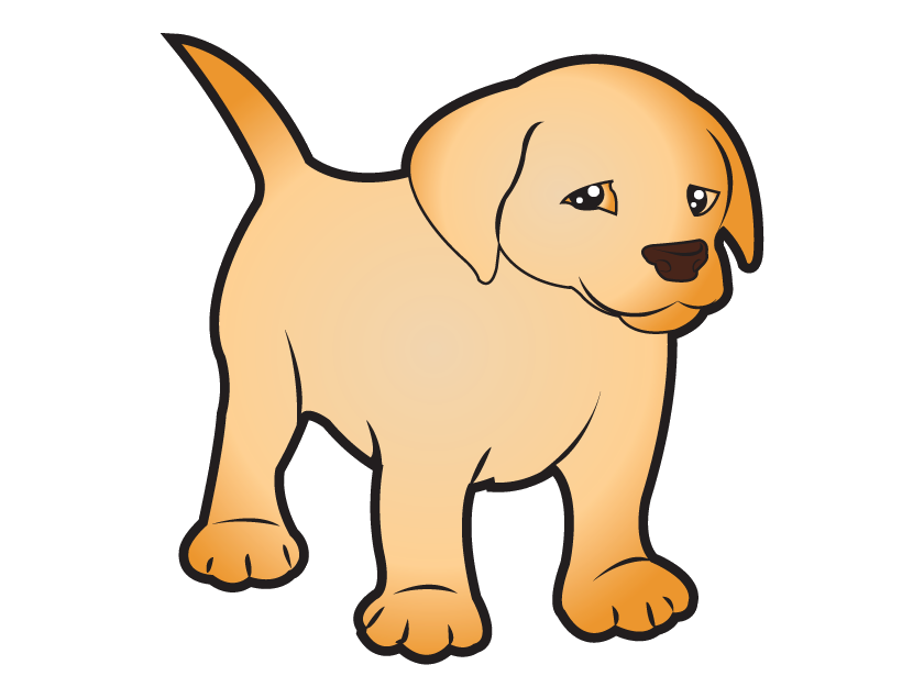 Puppy Free Clip Art Animals Pets Labrador Group Of Clipart.