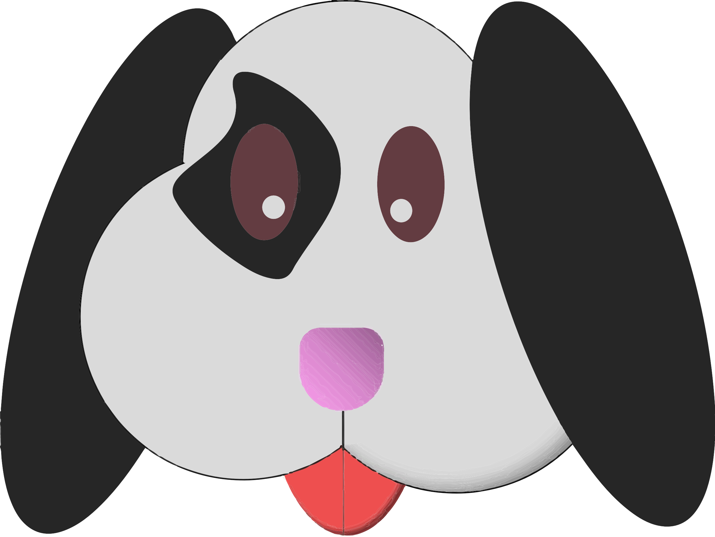 Clipart puppy head, Clipart puppy head Transparent FREE for.