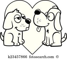 Puppy love Clip Art and Illustration. 4,690 puppy love clipart.