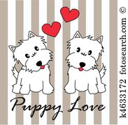 Puppy love Illustrations and Stock Art. 683 puppy love.