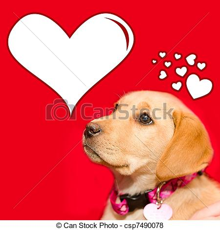 Puppy love Stock Illustrations. 5,843 Puppy love clip art images.