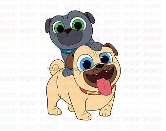 Puppy Dog Pals.