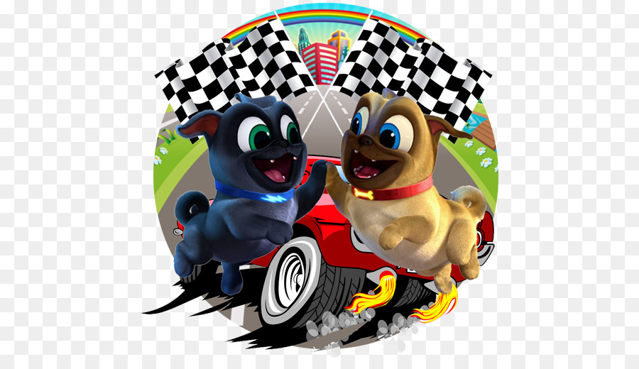 Puppy Dog Pals clipart.