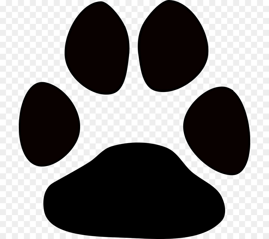 Puppy paw clipart 4 » Clipart Station.