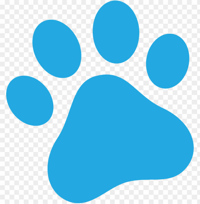puppy paw clipart.