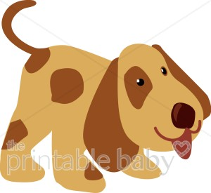 Puppy Dog Clipart.