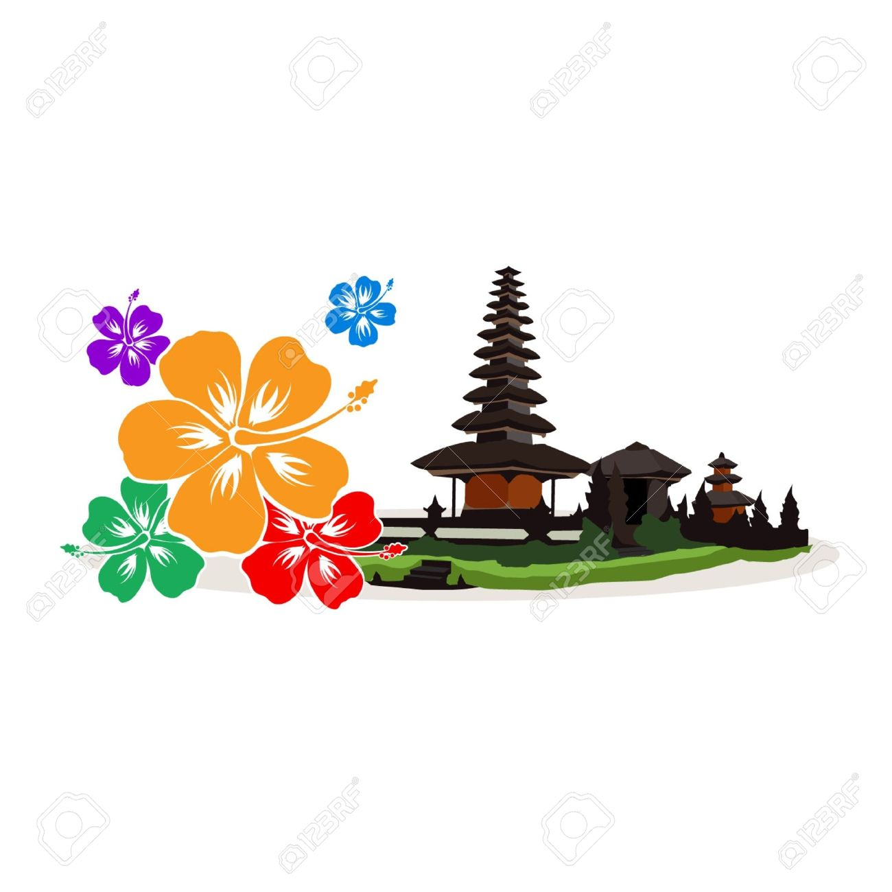 Bali, Indonesia Royalty Free Cliparts, Vectors, And Stock.