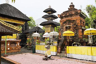 Pura Petitenget, Bali, Indonesia Royalty Free Stock Photo.