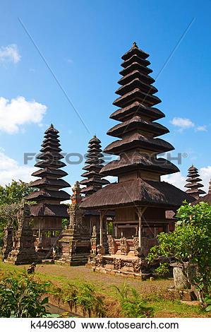 Stock Photography of Temple Pura Taman Ayun k4496380.