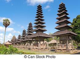 Stock Photo of Pura Taman Ayun.