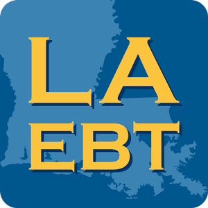 Louisiana Purchase EBT Card.
