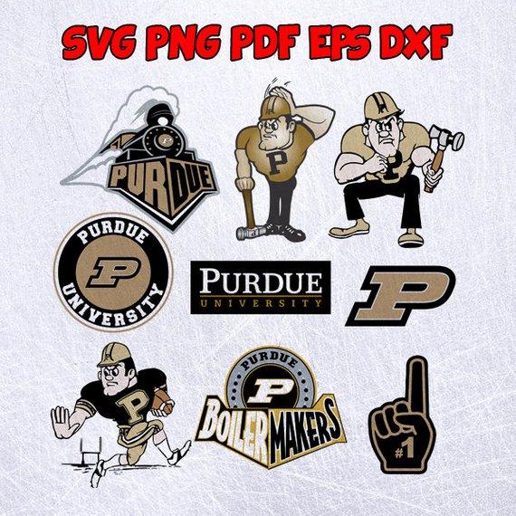 Purdue University Svg, Purdue University File, Purdue.