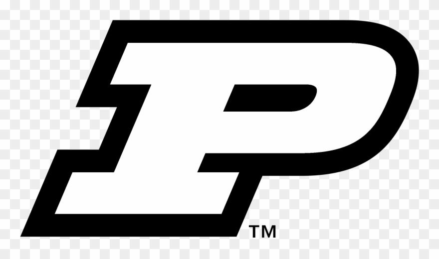 Purdue University Boilermakers Logo Png Transparent Clipart.