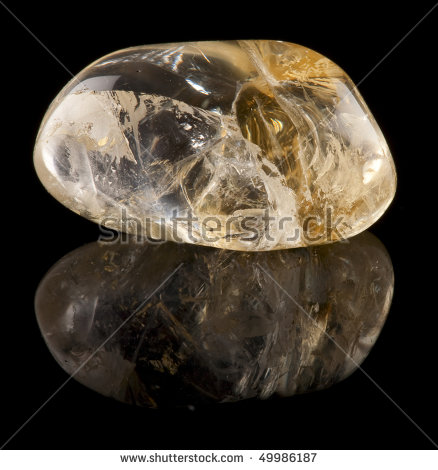Pure Quartz, Traditionally Called Rock Crystal Is Colorless And.