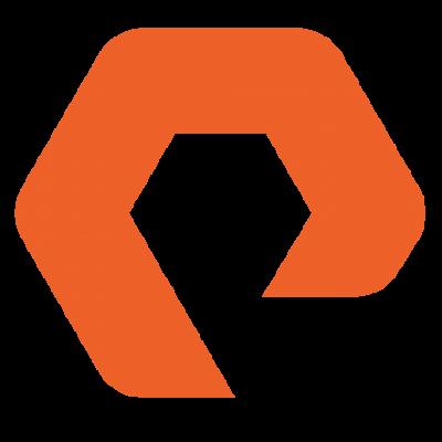 Pure Storage Logo.
