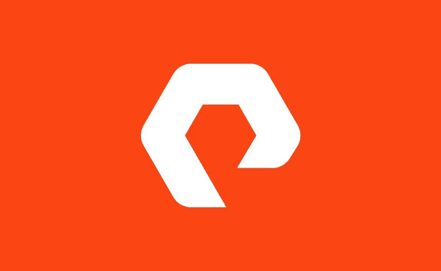 Case Study Pure Storage Logo Design & Brand Identity by The.