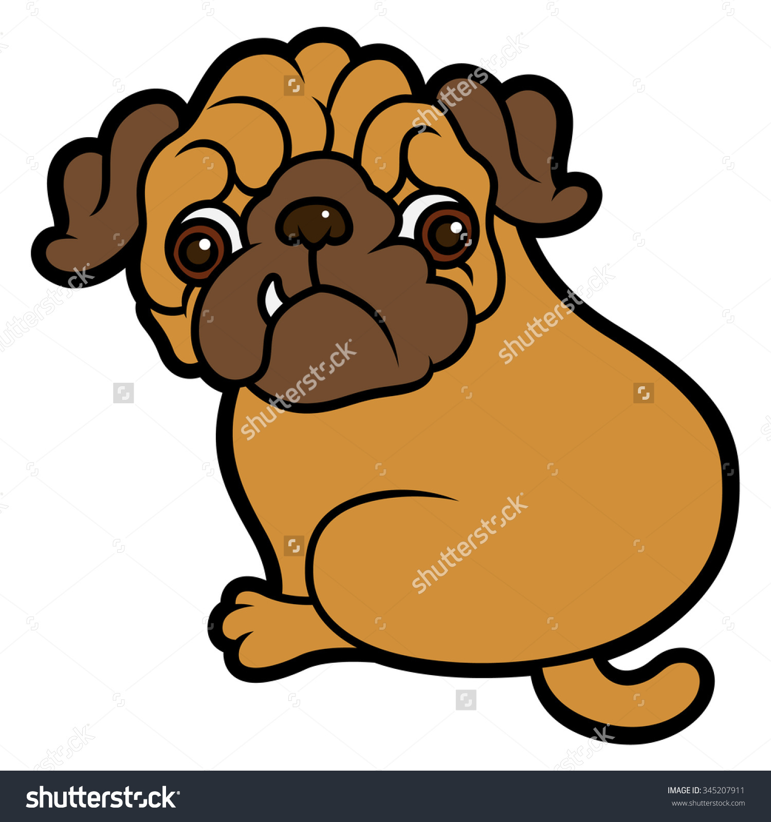 Clipart Purebred Dog Transparent.