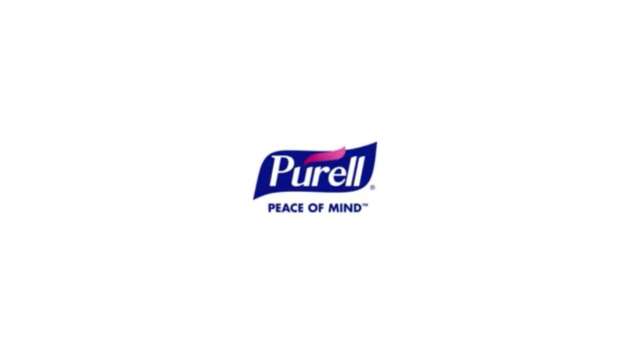 PURELL Peace of Mind™.