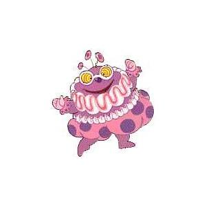 Candyland Gumdrop Clipart.