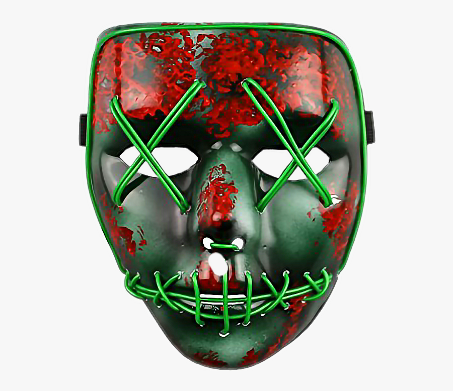 purge #mask #movie.