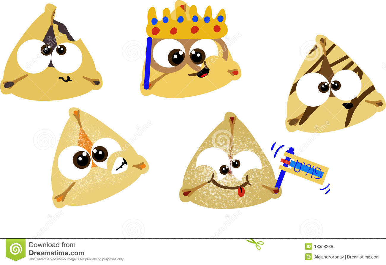 Purim Stock Illustrations.