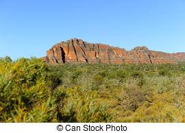 Picture of Bungle Bungles Purnululu Australia.