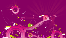 Free Purple Background Clipart and Vector Graphics.