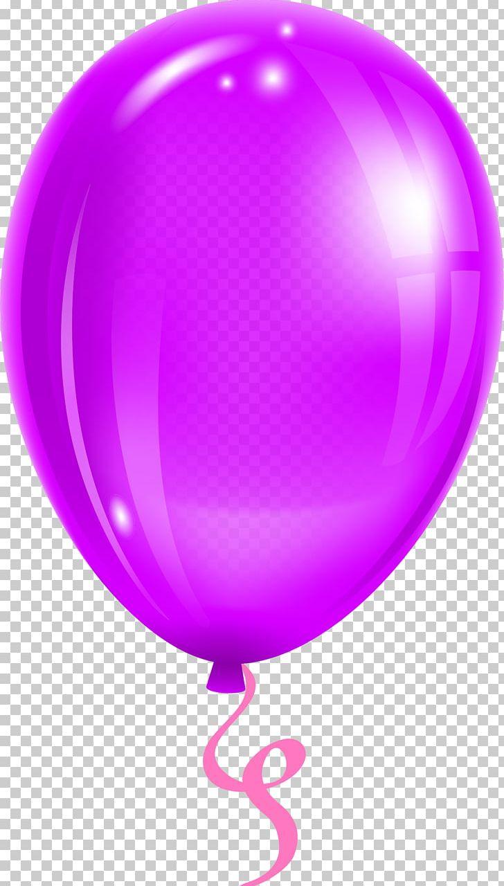 Purple Balloon Violet PNG, Clipart, Animation, Balloon.