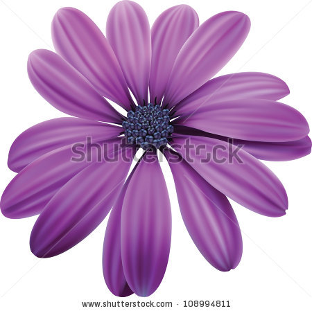 Purple Flowers Stock Photos, Royalty.