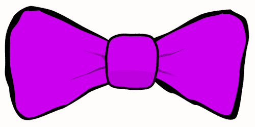 Free Purple Bow Png, Download Free Clip Art, Free Clip Art.