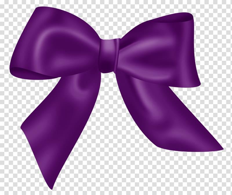 Purple Bow tie Shoelace knot Ribbon, Purple bow transparent.