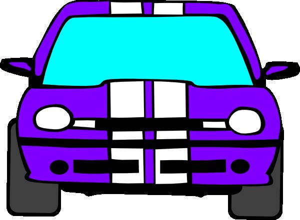 Purple Car Clip Art at Clker.com.