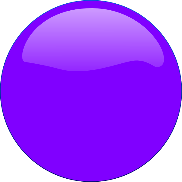Purple Circle Png Vector, Clipart, PSD.