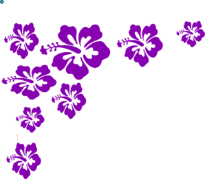 Hibiscus Flower Color Clip Art at Clker.com.