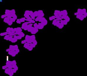 Hibiscus Flower Color Clip Art at Clker.com.