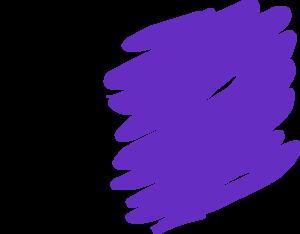 Color Purple Clipart.