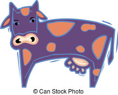 Purple cow Illustrations and Stock Art. 144 Purple cow.