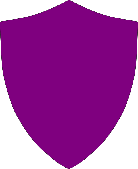Purple Shield Clip Art at Clker.com.