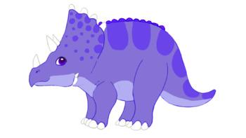 14 dinosaurs clipart.