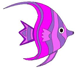 Purple Fish Clipart Free Clipart Clipart.