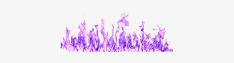 Purple Flames Png.