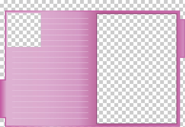 Directory Stationery , Purple folder PNG clipart.