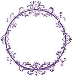 Similiar Purple Circle Border Keywords.