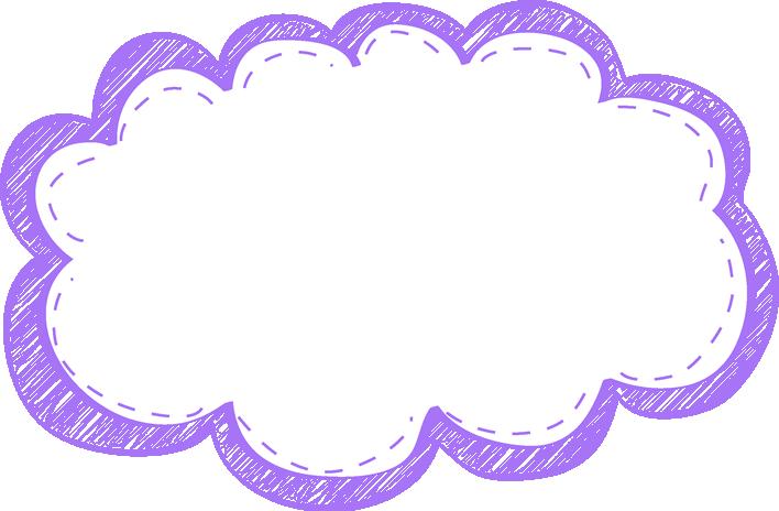 Purple Frame Clip Art.