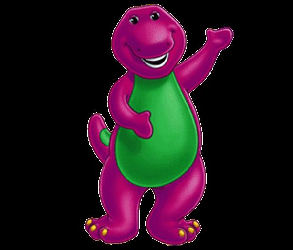 Purple Friends Clipart.