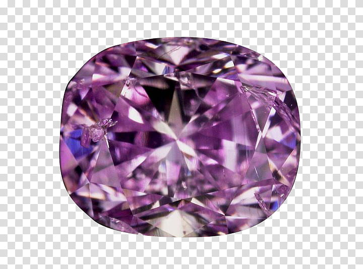 Gemstones, purple gem transparent background PNG clipart.